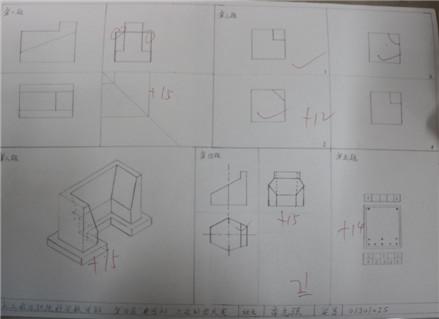 手绘制图优秀作品